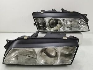 Jdm Nissan Skyline R32 Gtr Gtt Front Projector Headlight Lamp Light Bnr32 Pair