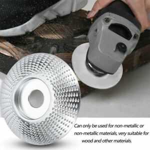 Carbide Wood Sanding Carving Shaping Disc For Angle Grinder grinding Wheel Tool