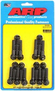 Arp 155 2005 Intake Manifold Bolts 429 460 Ford Black With Head Head
