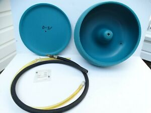 Raytech 12 Inch Replacement Bowl For Vibratory Tumbler Nos