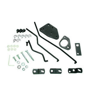 Hurst Shifter Installation Kit Competition Plus For 1970 1972 Chevrolet Camaro
