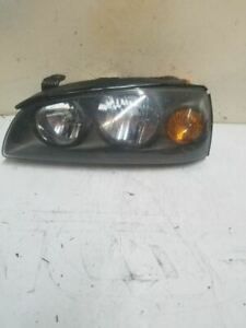 Driver Left Headlight Fits 04 06 Elantra 266999