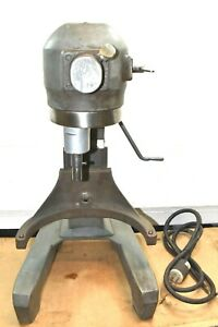 Hobart Commercial Table Top Mixer 250v 3 Speed
