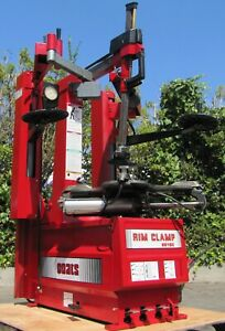 Coats 9010e Pneumatic Rim Clamp Tire Changer Changing Machine