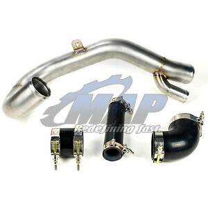 Map Bolt On Lower Intercooler Pipe Licp 2008 15 Mitsubishi Evolution Evo X 10