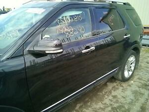 2015 Ford Explorer Drivers Side Rear Door 88k