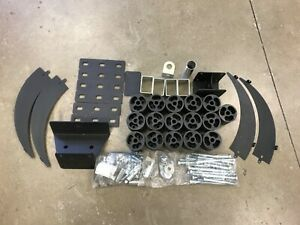Performance Accessories 3 Body Lift Kit For 13 16 Dodge Ram 2500 3500 4wd New