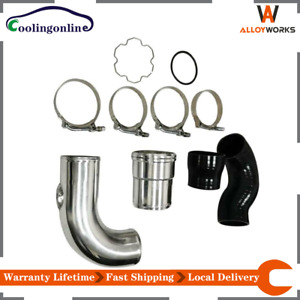 Cold Side Intercooler Pipe Upgrade Kit For 11 16 Ford 6 7l Powerstroke Diesel