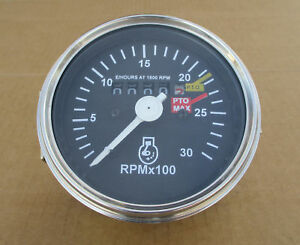 Tachometer Oem Style For Ih International 454 464 484 485 574 584 585 674 684