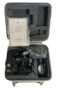 Columbia Fm600 Unique Us Army navy Field Microscope Lightweight Portable