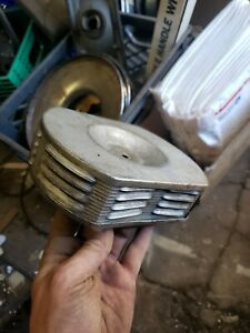 Vintage Hotrod Air Cleaner 4 1 4 Carb Ford Chevy Olds Pontiac Race 5 5 X 7 H