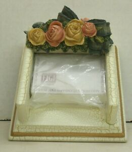 Bella Rosa Memo Holder For 3 X 3 Sticky Note Pads Or Memo Pads