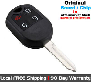 1x Oem Keyless Entry Remote Key Fob For Ford Mazda Lincoln Mercury Cwtwb1u793