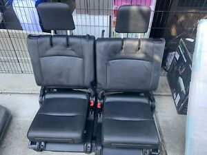2019 Toyota 4 Runner Limited 3rd Row Seats With Third Row Seat Belts