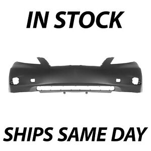 New Primered Front Bumper Cover Replacement For 2010 2011 2012 Lexus Rx350 11 12