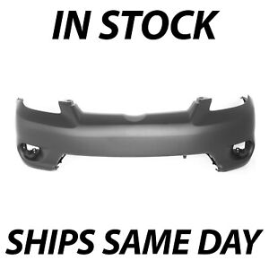 New Primered Front Bumper Cover Fascia For 2005 2008 Toyota Matrix Base Xr Xrs