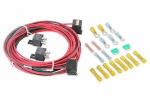 Holley 12 759 Holley Late Model Dual Pump Module Relay Kit