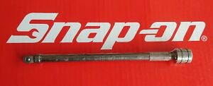 Snap On Tools 3 8 Drive 8 Knurled Wobble Extension Fxwk8 Ships Free