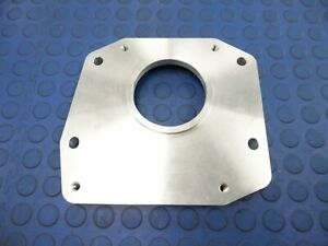 Chrysler Manual Transmission To Chevy Motor Machined Aluminum Adapter Plate