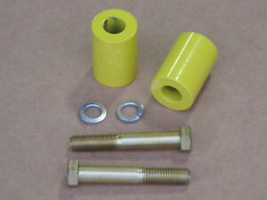 Transmission Support Spacers For Ih International Trans 154 Cub Lo boy 184 185