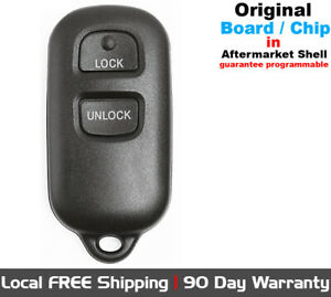 1x Oem Keyless Entry Remote Control Key Fob For Toyota And Scion Hyq12ban