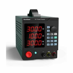 Programmable 30v 10a Dc Power Supply Variable Adjustable Switching Regulated