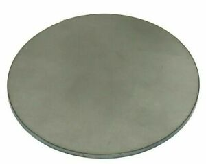 1 16 Stainless Steel 304 Plate Round Circle Disc 3 Diameter 0625 16ga