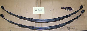 New Rear 5 Leaf Springs For 55 57 Chevy Car W 3 Lift