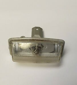 License Plate Light For 2003 2008 Toyota Corolla Oem