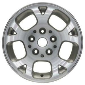 Jeep Grand Cherokee 1999 2000 2001 2002 2003 16 Oem Replacement Rim 5ez98taeab