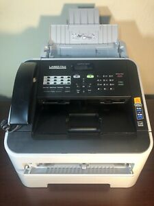 Preowned Brother Intellifax Fax2840 High speed Laser Fax Machine Page Count 1736