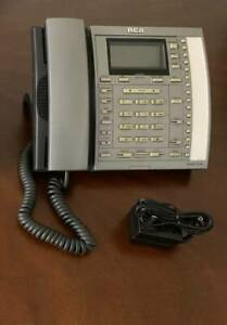 Rca 25202re3 b Executive Series Office Business 2 line Telephone Phone Free Ship