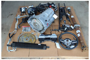 2015 Ford Mustang Gt 5 0 6r80 Manual To Automatic Transmission Conversion Kit