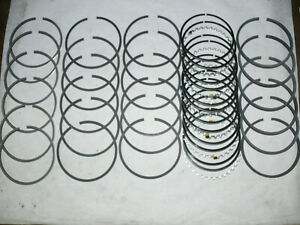 Mack Truck En401 En402 Cu In Gasoline Engine Standard Piston Ring Set