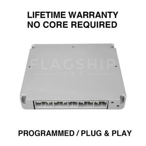 Engine Computer Programmed Plug play 1999 Toyota Land Cruiser 89661 6061184 4 7l