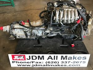 1992 Nissan Skyline Rb20 Non Turbo 1 Cam Engine With Automatic Transmission Jdm