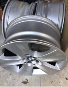 Original Bmw Rims Set Of 4 18 Alloy