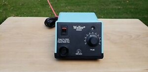 Excellent Condition Weller Wes50 Soldering Station Base Unit Cleaned And Tested