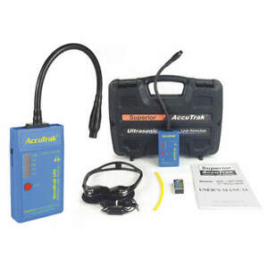 Superior Accutrak Vpe gn Ultrasonic Leak Detector 36 To 42 Khz