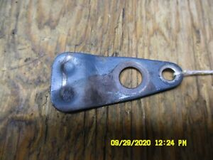 Kubota L305dt Front Axle Drive Case 4 X 4 Lever Guide 37800 44350