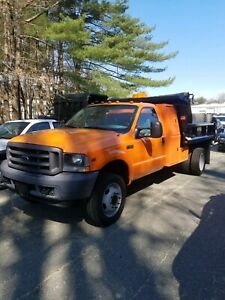 2004 F450 Dump Truck 14 478 Miles Only Was Used For Landscaping