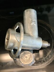 Hobart 12 Meat Grinder Attachment For Hobart Mixer Or Drive