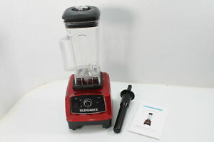 Bingone Commercial Blender 28000 Rpm High Speed Smoothie Mixer System Red
