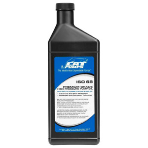 Cat 21 Oz Pump Oil Premium Grade High Pressure Washer Lubricant Anti Corrosion