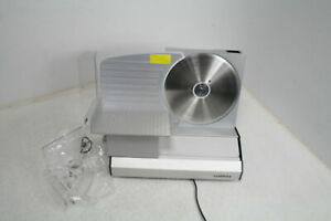 Cusimax Electric Deli Food Meat Slicer W Removable 8 7 Stainless Steel Blade