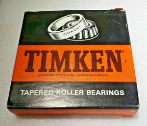 Timken 493 Tapered Roller Bearing Outer Race Cup 5 375 O d 0 8750 Cup Width