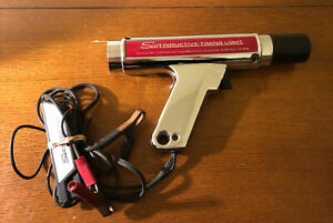 Vintage Sun Inductive Timing Light Cp 7501 Car Professional Garage Old Style