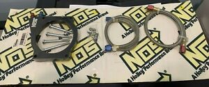 Nos 13435nos Nitrous Oxide Wet Plate System For Ls2 Fuel Inectected 90mm 4 Bolt