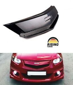 Front Grill Mugen For Honda Accord 8 Acura Tsx Radiator Tuning Sport Mesh Grille