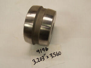 New Ammco 1 Arbor Brake Lathe Rotor Double Taper Adapter 9196 3 203 X 3 560